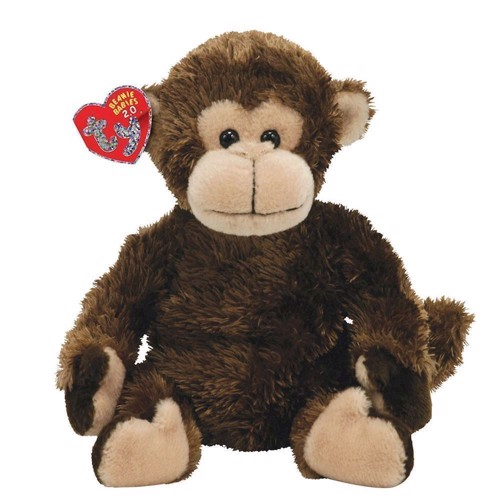 Image of   Ty Beanie Babies 2.0 Kramme abe 15 cm