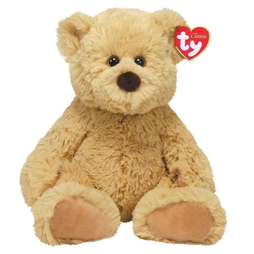 Image of   Ty Beanie Classic 24 cm bjørnen Boris