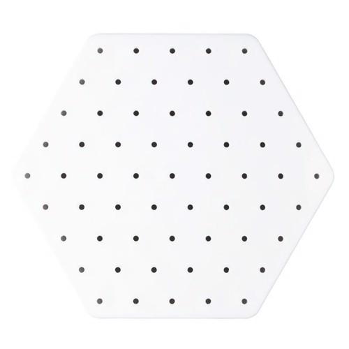 Image of Hama Maxi stift perleplade, 6 kant (028178090050)