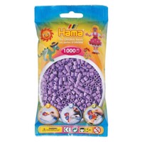 Hama Ironing beads-purple Pastel (045), 1000pcs.
