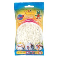 Hama Ironing beads-Glow in the Dark (055), 1000pcs.