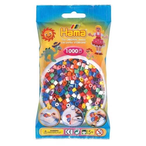 Image of   Hama perler (066), 1000 stk