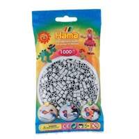 Hama Ironing beads-light grey (070), 1000pcs.