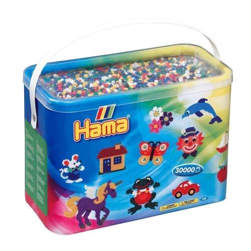 Image of   Hama perler standart farver (066), 30.000 stk