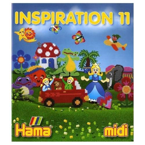 Image of   Hama perle inspirationsbog nr. 11