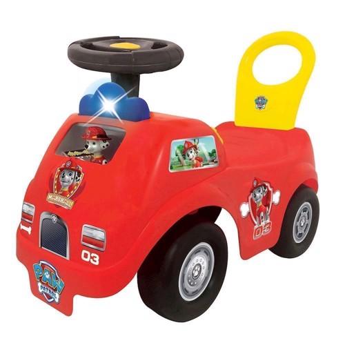 Image of   Gå bil Paw Patrol Marshall