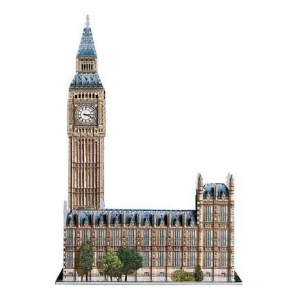 Image of   Wrebbit 3D Puzzle - Big Ben, 890st.