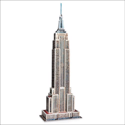 Image of   Wrebbit 3D Puzzle - Empire State Building, 975st.
