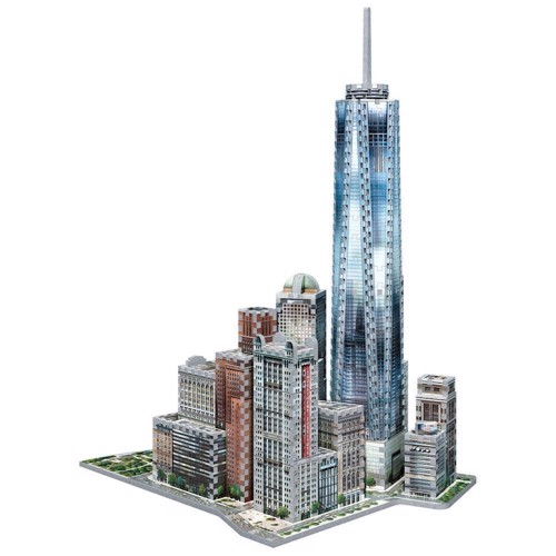 Image of   Wrebbit 3D Puzzle - New York, 875st.