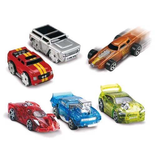 Image of   Hot Wheels basis biler, assorterede modeller, pris pr. stk.