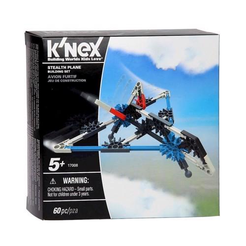 Image of Knex byggesæt, fly (0744476170088)