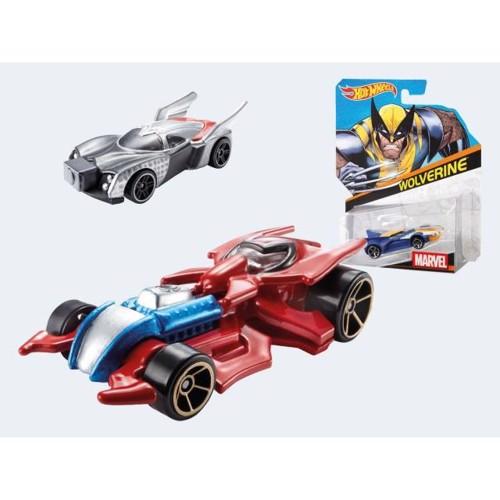 Image of   Hot Wheels Marvel biler