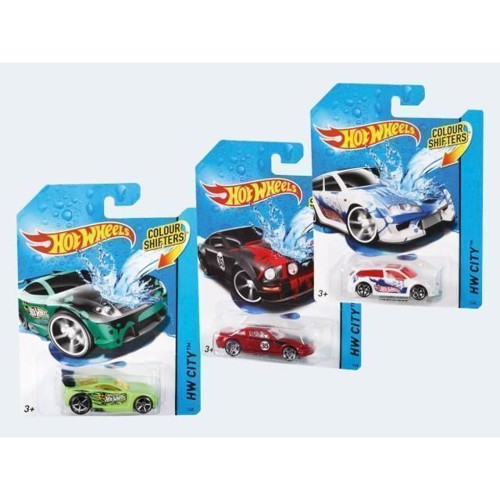 Image of Hot Wheels Color Shifters (746775345716)