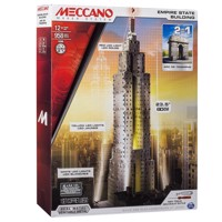 Meccano byggesæt, Empire State building, 958 dele
