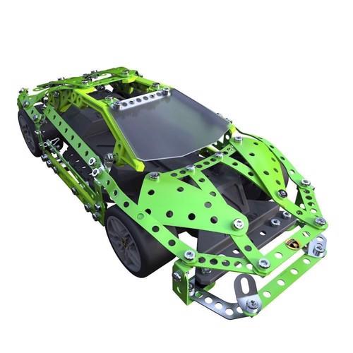 Image of Meccano byggesæt, Huracan fjernstyret bil, 297 dele (0778988229521)