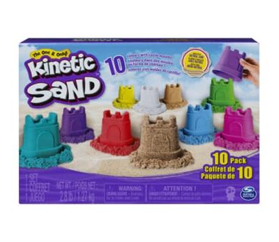 Image of Kinetic Sand borgforme med sand (0778988266649)
