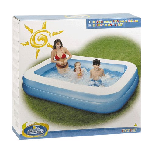 Image of   Intex Pool 262x175x56