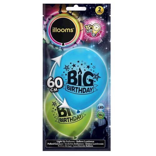 Illooms - LED Balloner XL