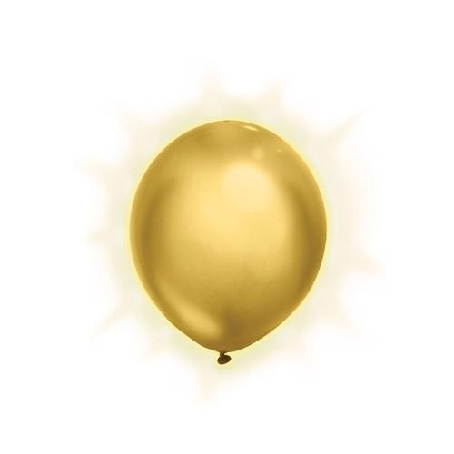 Illooms - LED Ballon - Guld