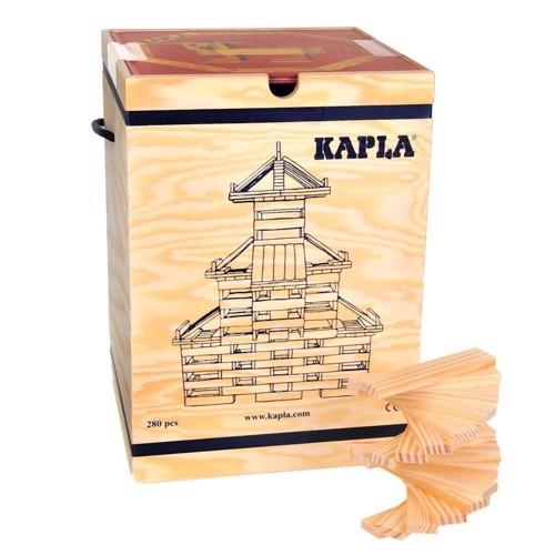 Image of   Kapla Klodser, kasse med 280 klodser