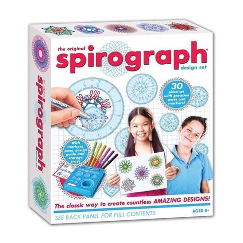 Image of Spirograph-Design Sæt (0819441010062)