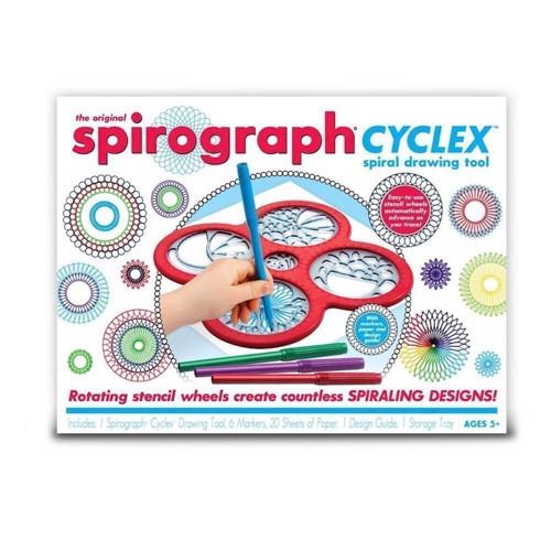 Image of Spirograph-Cyclex, Legesæt (0819441010185)