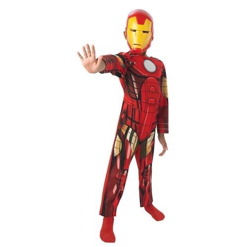 Image of   Udklædning Iron Man, str M