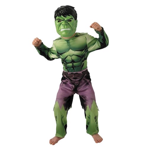Image of   Udklædning Hulk, str L