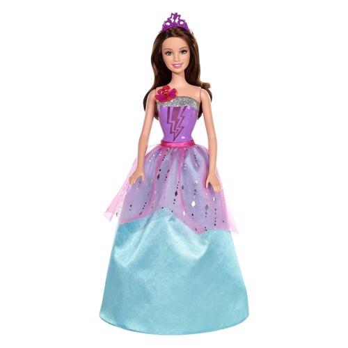 Image of   Barbie dukke, power prinsesse