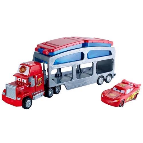 Image of   Cars Color Changing Transporter Mack