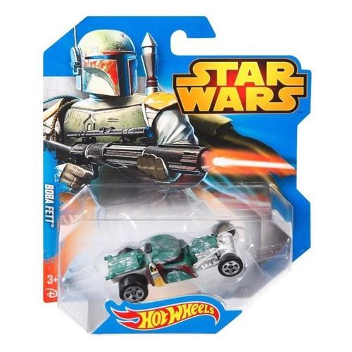 Image of   Hot Wheels Star Wars bil