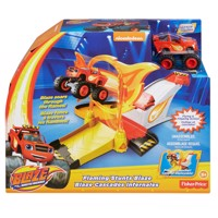 Fisher-Price Nickelodeon Blaze and the Monster wheels-Blaze &