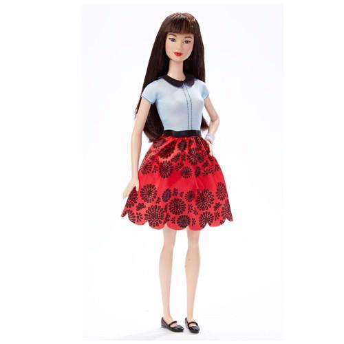 Image of   Barbie dukke, Fashionista dukke Ruby