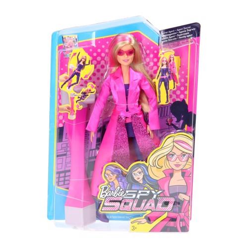 Image of   Barbie dukke, hemmelig agent