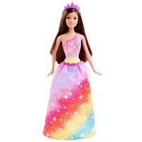Barbie eventyrsprinsesse Rainbow