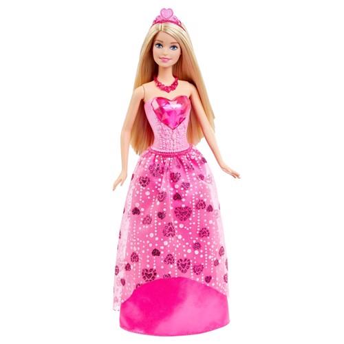 Image of   Barbie dukke, eventyrsprinsesse Gem