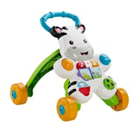 Fisher Price walk with me Zebra