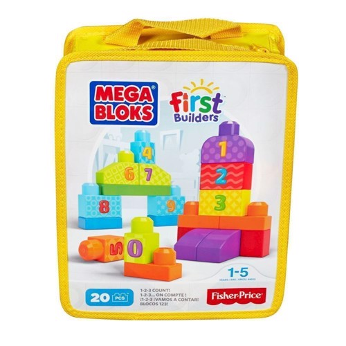 Image of Fisher Price Tal Klodser 123 (0887961258950)