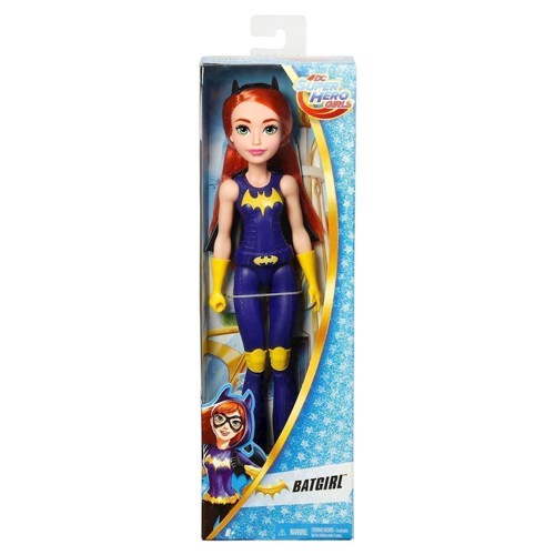Image of DC Superhero Girls Action figur Batgirl (0887961282658)