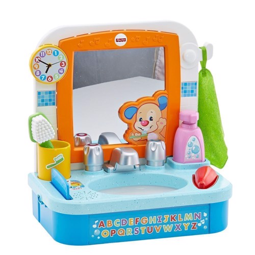 Image of   Fisher Price Learning Fun Sink