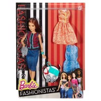 Barbie Fashionistas Pretty in Paisley Pop
