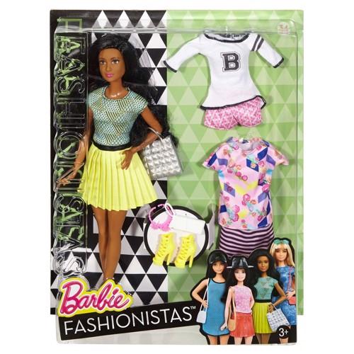 Image of   Barbie dukke, Fashionistas Fabulous