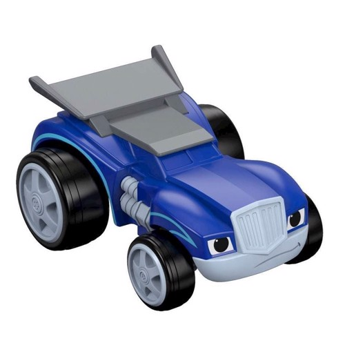 Image of Fisher Price - Blaze & monstermaskinerne - Crusher (0887961357431)