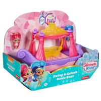 Shimmer & Shine, Swing & Splash lampeånds båd
