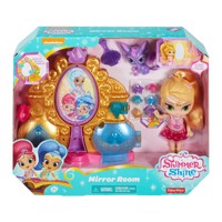 Fisher Price - Shimmer & Shine Mirror Room legesæt