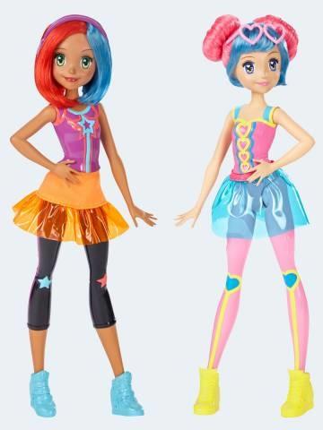 Image of   Barbie dukke, DTW04 videospil heltinde