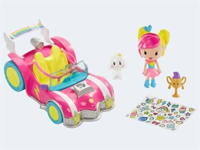 Image of   Barbie dukke, DTW18 videospils helte pixel mobil
