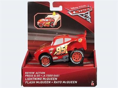 Image of   Cars3 DVD31 Power start bil