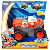 Fisher-Price Nickelodeon Blaze and the Monster wheels-Transformer