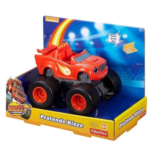 Image of Blaze & The Monster Machines, talende Blaze (0887961392098)